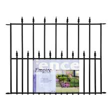 Decorative Garden Fence Panels by Graveyard Fencing