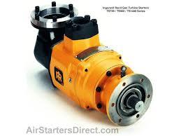 ingersoll rand air starter motor ts1400 gas turbine air starter by ingersoll rand