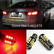 shop 2 x 1157 bay15d p21 5w led stop bulbs brake