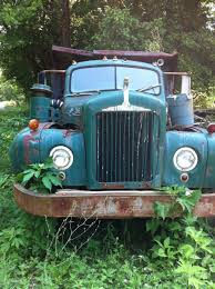 Rusty Old Mack Truck...such A Waste | Mack Trucks | Pinterest | Mack ...