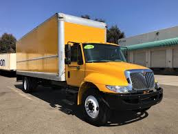 100 26 Ft Truck 2014 DuraStar Ft Van WRamp Peterson S