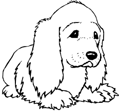 Cool Coloring Pages Of Dogs Top Child Design Ideas