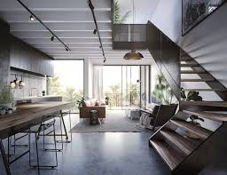 100 Loft Apartments Melbourne Contemporary S Collingwood Brooklyn Style Homes