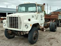100 Ford Truck 1979 800 Truck Cab And Chassis Item DB0964 SOLD Ju
