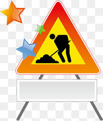 Warning PNG Vectors and PSD Files