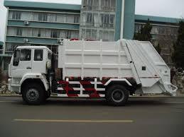 China HOWO 4X2 4cbm 6cbm 10cbm Garbage Truck - China Garbage Truck ...