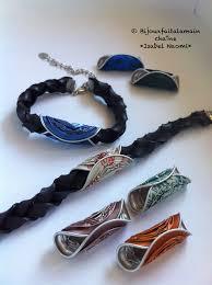 bijoux en chambre a air diy chambre à air comment faire un bracelet interchangeable