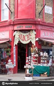 100 The Portabello Alices Shop Famous Antique Shop At The Portobello Road