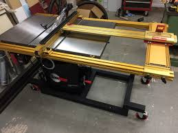 Sawstop Cabinet Saw Australia by Sawstop Pcs Almost Ready The Shop Wood Talk Online