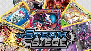 Pokemon Deck List Standard by Xy Series Xy U2014steam Siege Trading Card Game Pokemon Com
