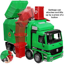 Amazon.com: Click N' Play Friction Powered Garbage Truck Toy With ... Matchbox Large Garbagerecycling Truck Premium Garbage Toy For Boys By Ciftoyscool Trash Game Large 116 Garbage Bin Lorry Light Sound Rubbish Recycling 11 Cool Toys Kids Fagus Wooden Dickie Action Series 16 Walmartcom Fast Lane Pump R Us Canada Amazoncom Tonka Mighty Motorized Ffp Games Click N Play Friction Powered With Kavanaghs Bruder Scania Series Rubbish John Deere Tractor Box Set Reviews Wayfair Model 143 Scale Metal Diecast Clean