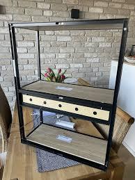 schüller küchen frame rack wandregal küche industrial