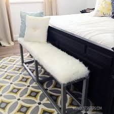 stunning diy tufted bench photo with marvelous diy bedroom storage