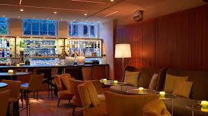 luxuriöses hamburg apartment hotel mit restaurant bar