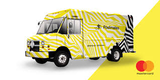 The Postmates Food Truck — Coming Soon To NYC, BK, And CHI
