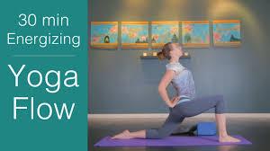 Vinyasa Yoga 30 Minute Energizing Flow