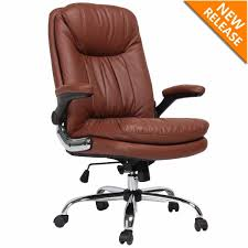 Surprising Light Brown Leather Desk Chair Lighting Furniture ... Hot Item Upholstered Commercial Executive Office Fniture Recliner Comfy Computer Mesh Swivel Desk Chair For Cubicles Office Chair Cute Folding Furnithom Black Comfy Padded Desk With Depop Chairs For Home Decorating Modern Ideas Enthralling Wonderful Walmart Brilliant Inside Classy Tables On Colored Student L Details About Techni Mobili And Classy