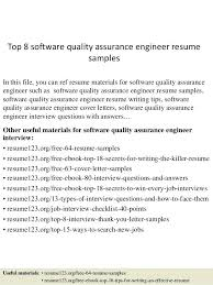 Resume Objective Examples For Qa Combined With Insurance