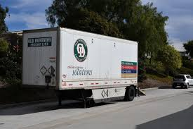 100 Old Dominion Trucking Company Freight Trailer Move Review
