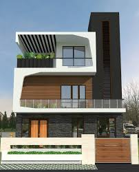 100 Designs Of Modern Houses Bihani Residence And Interiors Houses By Rhomboid Designs In 2019
