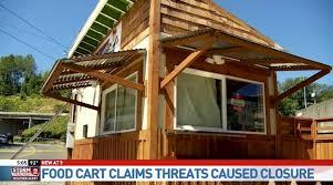 Occupy ICE Shuts Down Portland Non-profit Food Cart - Washington Times