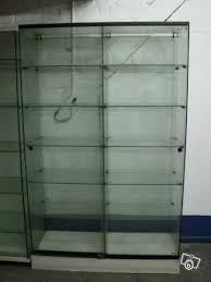 vitrine d exposition occasion vitrine professionnelle occasion
