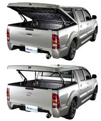 Truck Hard Covers Aggressor™ Electric Lift Tonneau Cover Nissan ...