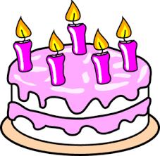 clipart birthday u0026middot clipart birthday cake