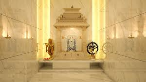 100 In Marble Walls 5 Pooja Mandir Designs For Homes Youll Love These