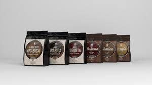 We Made Packaging Design In Accordance With The Target Expatriates And International Market But Still Not Forgotten National Identity Luwak Coffee