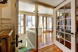 And Dining Room Or Your Living Office Master Bedrooms Often Have French Glass Interior Doors With Frosted Gauzy Curtains To Separate