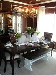 How To Decorate Your Dining Room Table Decorating Top
