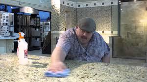 How to Clean Granite Countertops