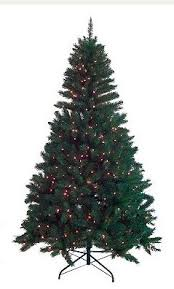 This Is An Excellent Price For A Pre Lit Artificial Christmas Tree St Nicholas SquareR