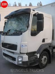100 240 Truck Used Volvo FL COMFORT CAB Closed Box Snlcom