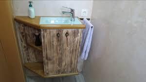 unterschrank für waschbecken aus holz selbst bauen