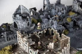 3d Dungeon Tiles Kickstarter by Printable Scenery Returns To Kickstarter With Apocalypse Ruins
