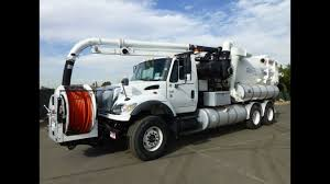 100 Vactor Trucks For Sale 2005 International 7600 2100 Series Vacuum Truck