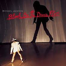 blood on the dance floor song wikipedia