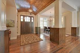 Foyer Light Fixtures Chrome Ceiling Fans Entry Traditional Area Rug Stained Wood Lighting Flush Mount Ideas
