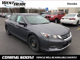 Used 2013 Honda Accord For Sale At West Herr Honda In Lockport, NY ...