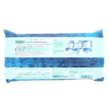 sanytol salle de bain sanytol lingettes désinfectantes wc marine 60 pièces houra fr