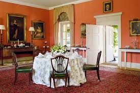 red dining room colour scheme dining room design ideas