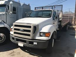 F650 Flatbed Trucks For Sale