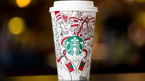 Starbucks 2017 Holiday Cups Photographed On Monday October 23 Joshua Trujillo