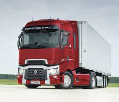 Renault Reveals Range T High Truck | Truck Locator Blog