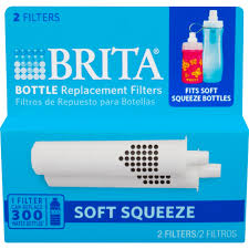 Brita Water Filter Faucet Install by Brita Soft Squeeze Water Filter Bottle Replacement Filters 2 Ct