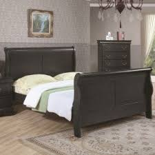 louis philippe sleigh bed foter