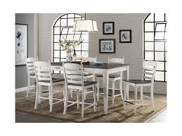 Intercon Belgium Farmhouse Rustic 7 Piece Counter Height Dining Set ... Mixing Modern Chairs W Farmhouse Ding Tables Canadel Chic Customizable Table Set Dunk Bright Magnolia Home With Turned Legs Amazoncom Zinus Becky Two Benches 3 The Lancaster Collection Value City Fniture And Room Sets Plans Wwwdeejspeakscom Black Small Bentleyblonde Diy Makeover Annie Transform A Contemporary To Boraam Whitenatural Walmartcom Harlow 5pc Chair Rotmans 5