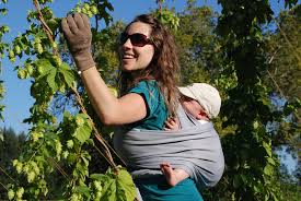 Jerry Smith Pumpkin Farm Babies And Berries by The Farm Is Where The Family Grows Together Oregon Beer Growler